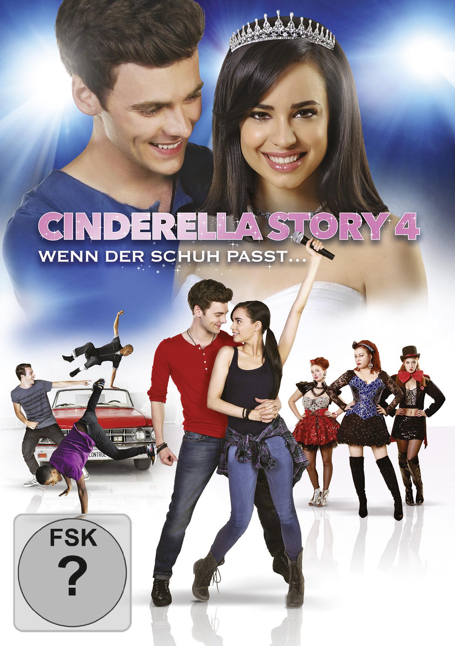Cinderella Story 4 – Wenn Der Schuh Passt