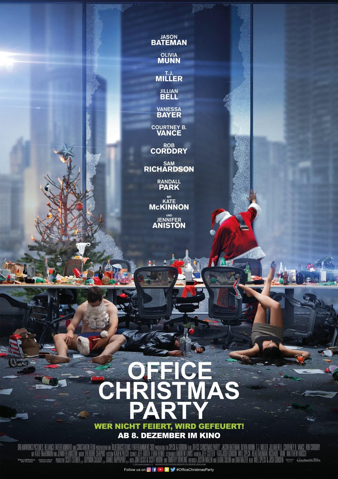 Office Christmas Party - Film 2016 - FILMSTARTS.de