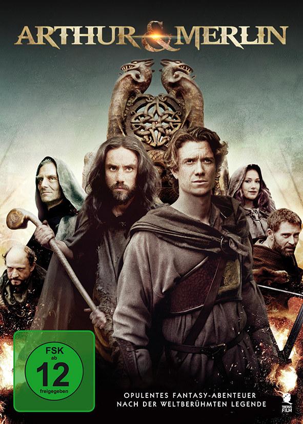 Arthur Und Merlin