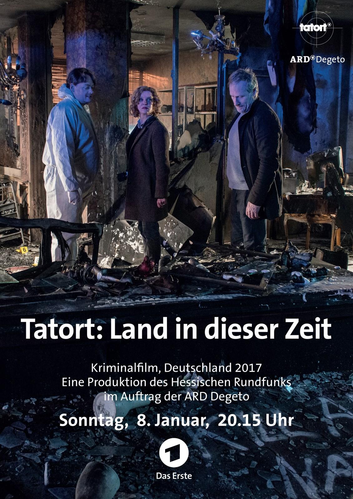 Tatort Land In Dieser Zeit