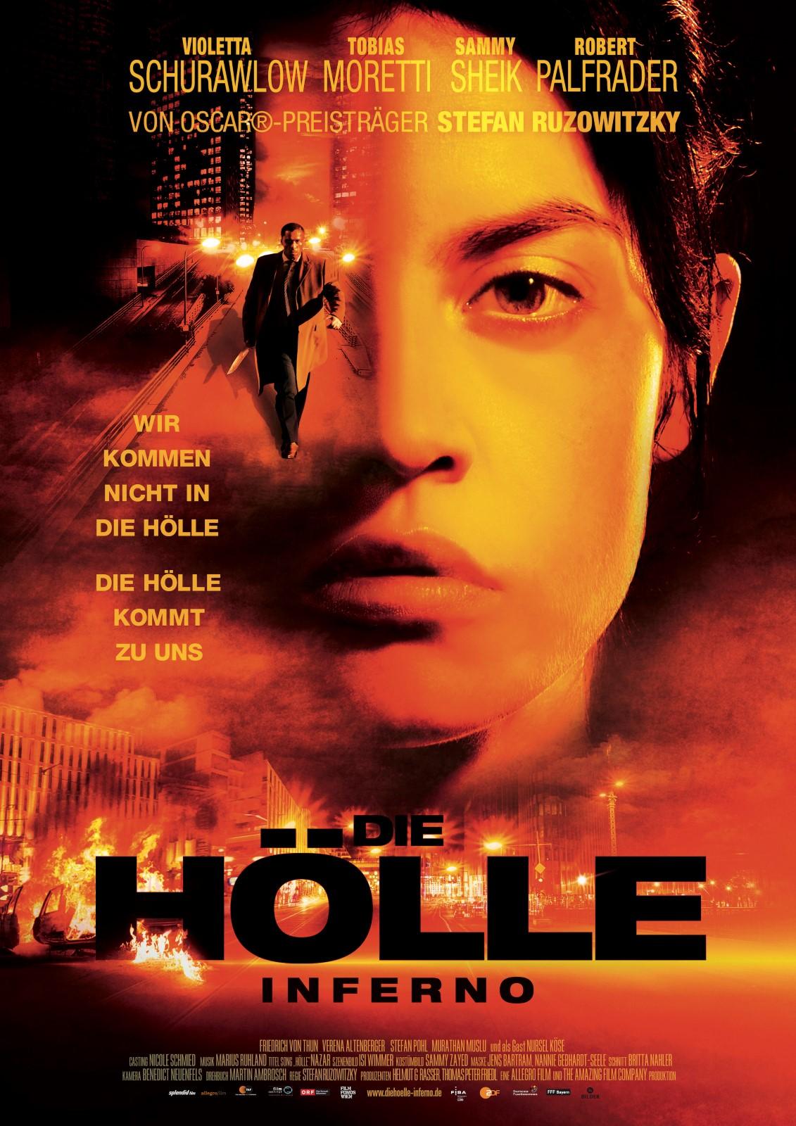 Die Hölle - Inferno - Film 2017 - FILMSTARTS.de