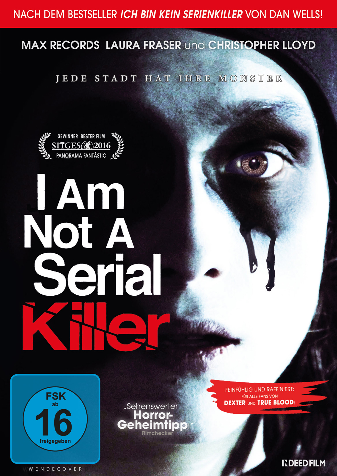 am i a serial killer View hd trailers and videos for i am not a serial killer on rotten tomatoes, then check our tomatometer to find out what the critics say.