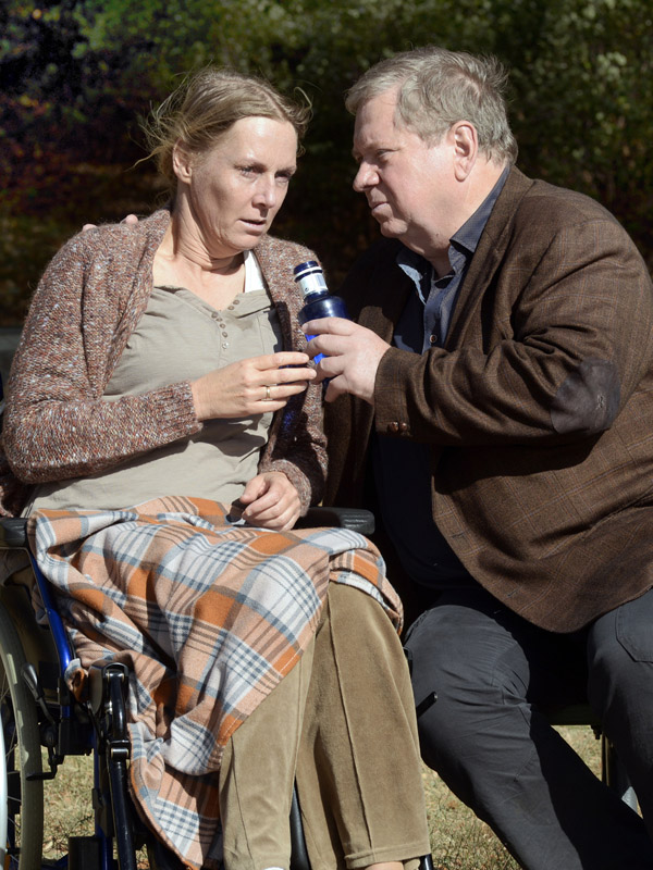 Ein Starkes Team Tod Und Liebe Film 2017 Filmstarts De