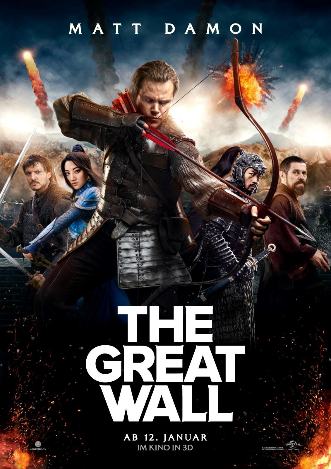 The Great Wall Besetzung