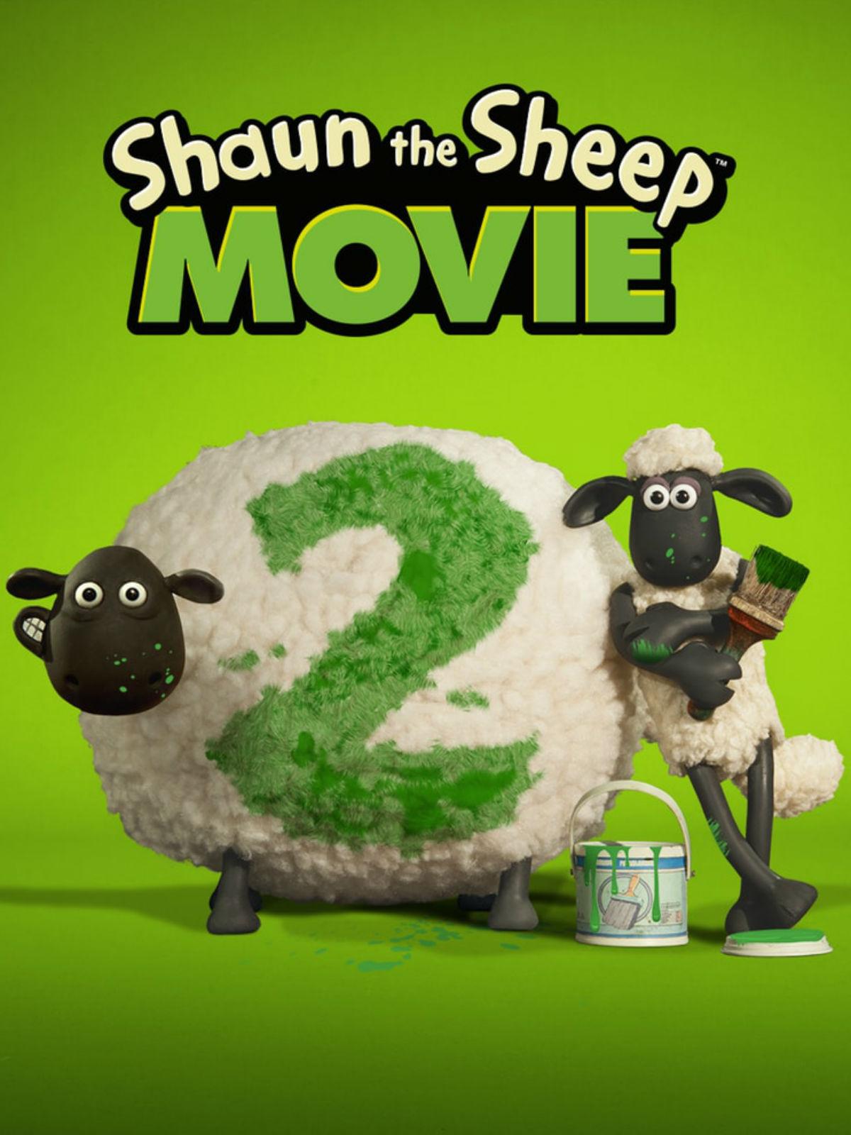 Shaun Das Schaf Film