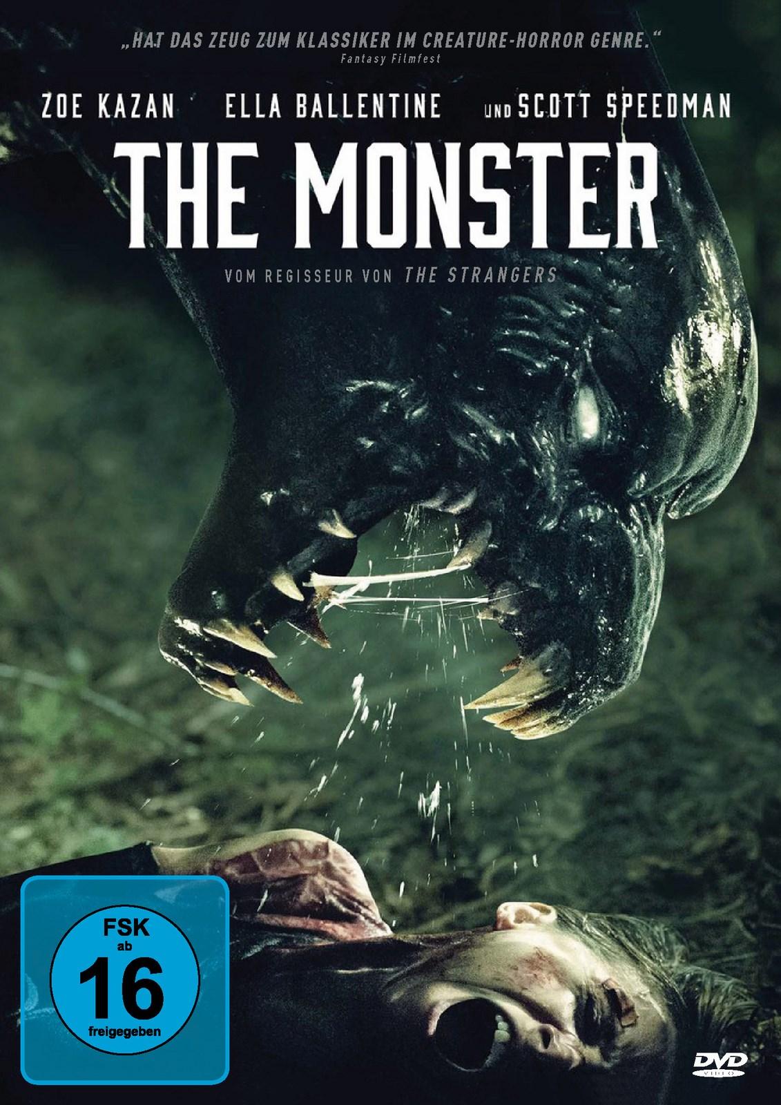 The Monster - Film 2016 - FILMSTARTS.de