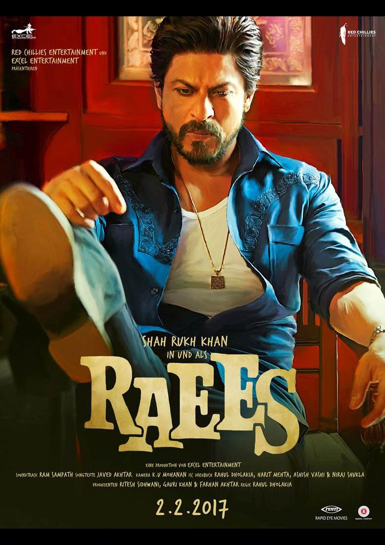 Raees Film 2016 Filmstartsde