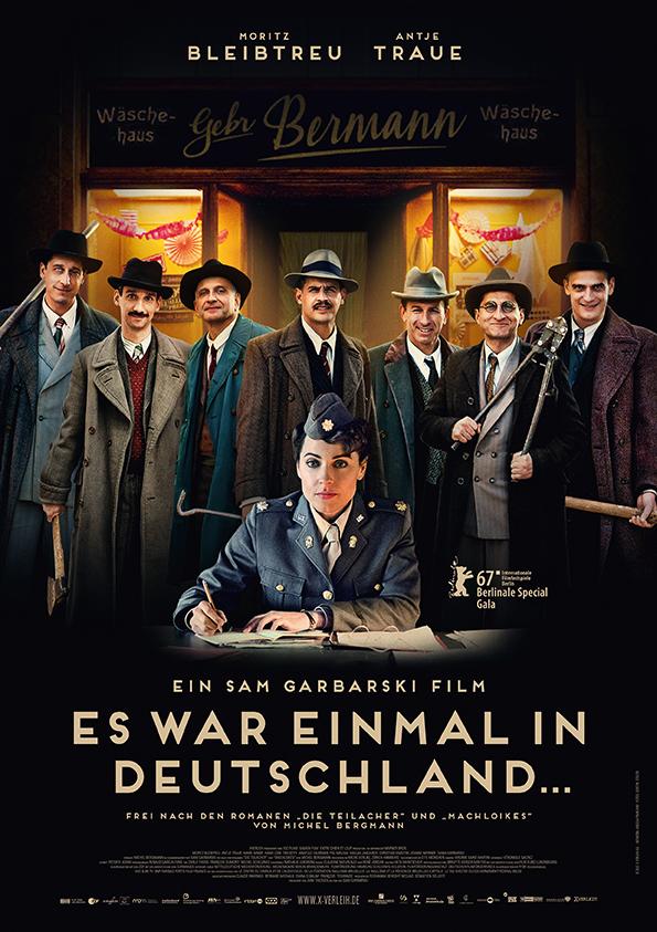 Es War Einmal In Deutschland Trailer