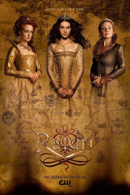 Reign Staffel 4 Sky