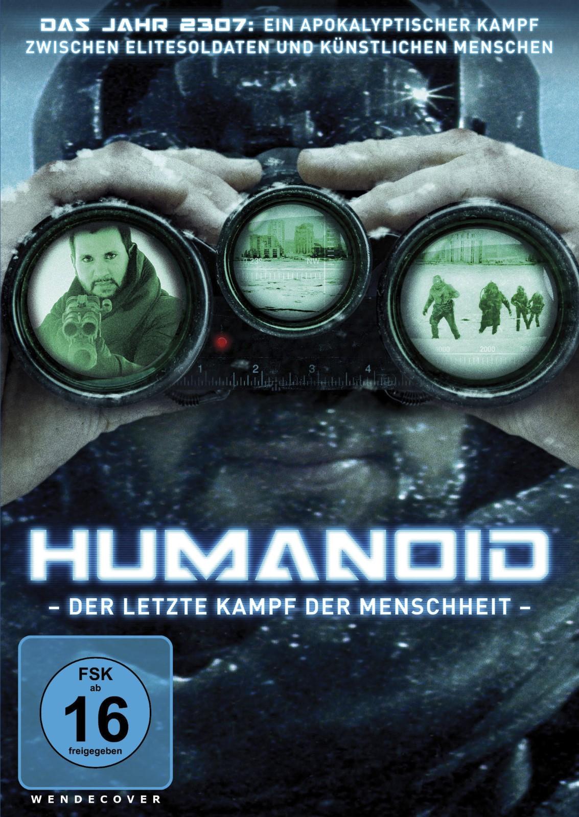 Humanoid Der Letzte Kampf Der Menschheit Trailer