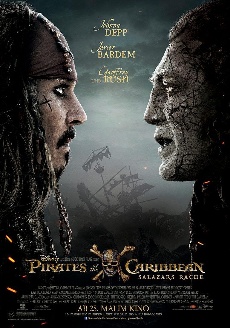 Pirates Of The Caribbean Besetzung