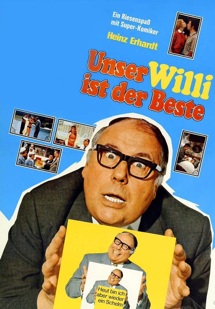 Heinz Erhardt Filme