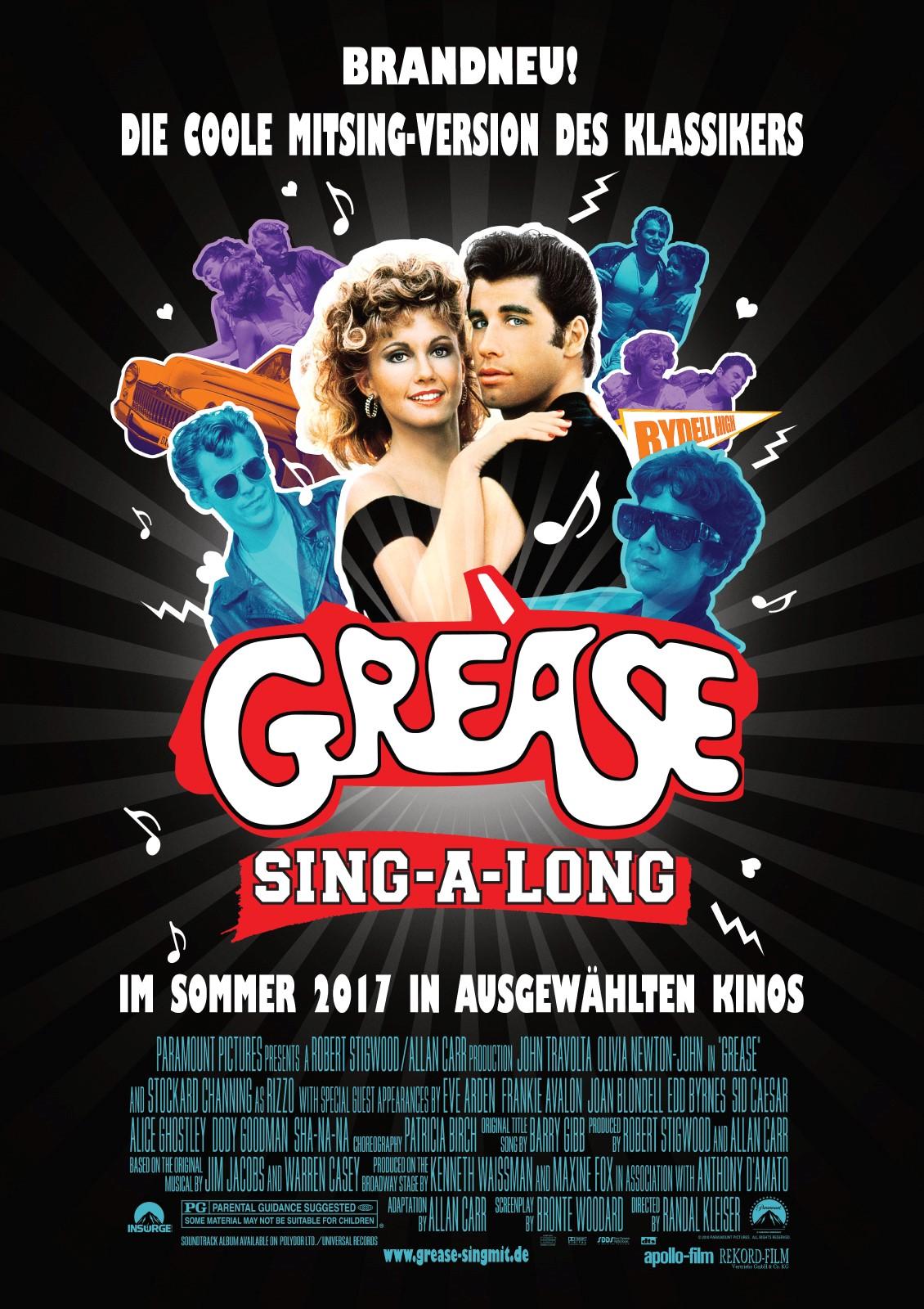 Grease - Film 1978 - FILMSTARTS.de  Grease - Film 1...
