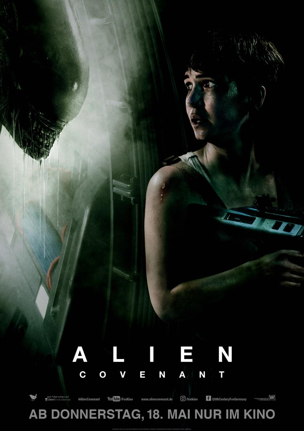 Alien: Covenant: Ähnliche Filme - FILMSTARTS.de