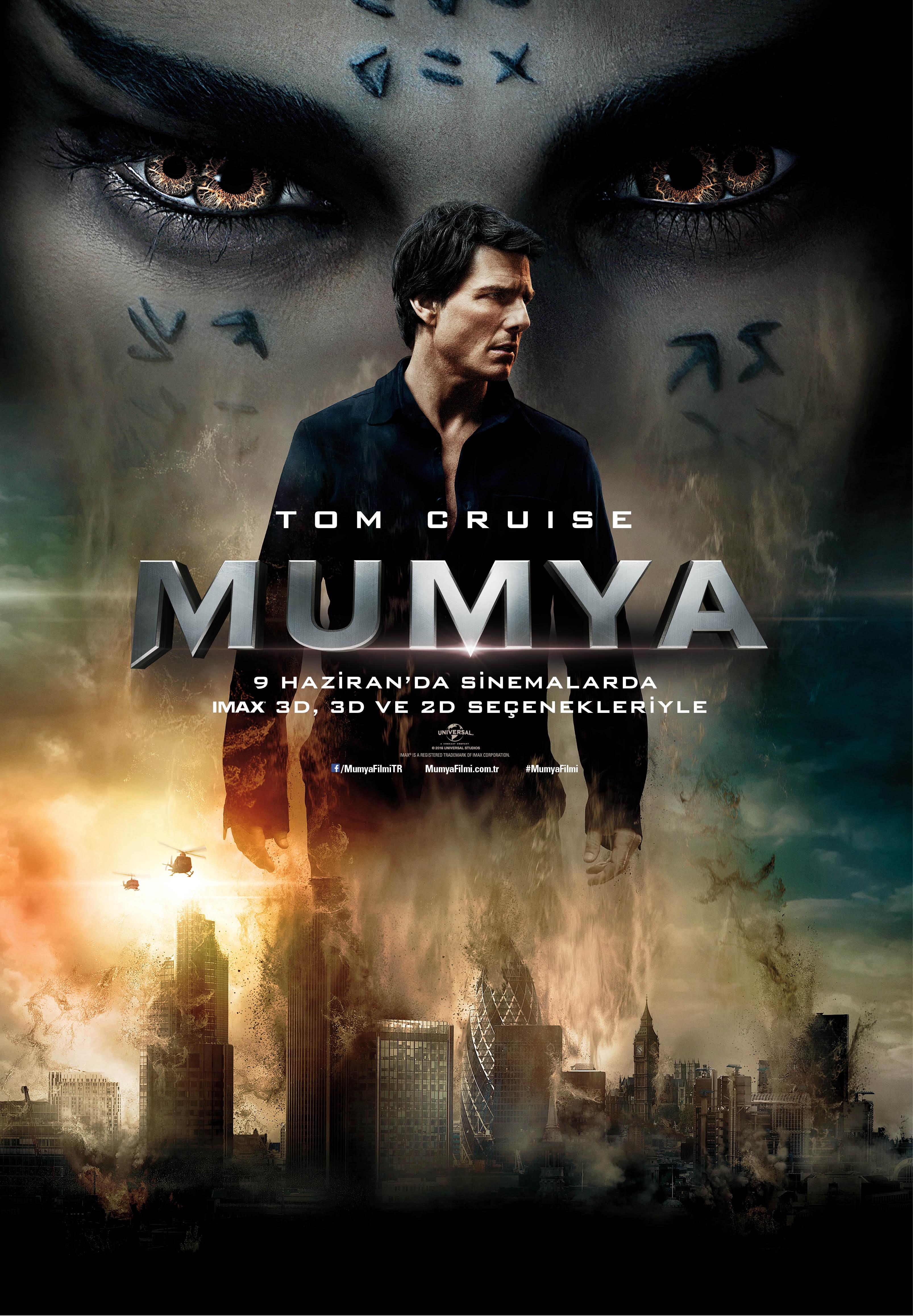 Poster Zum Die Mumie Bild 2 Filmstartsde