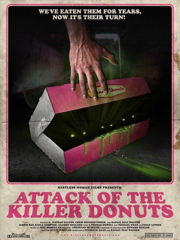 Angriff Der Killer Donuts