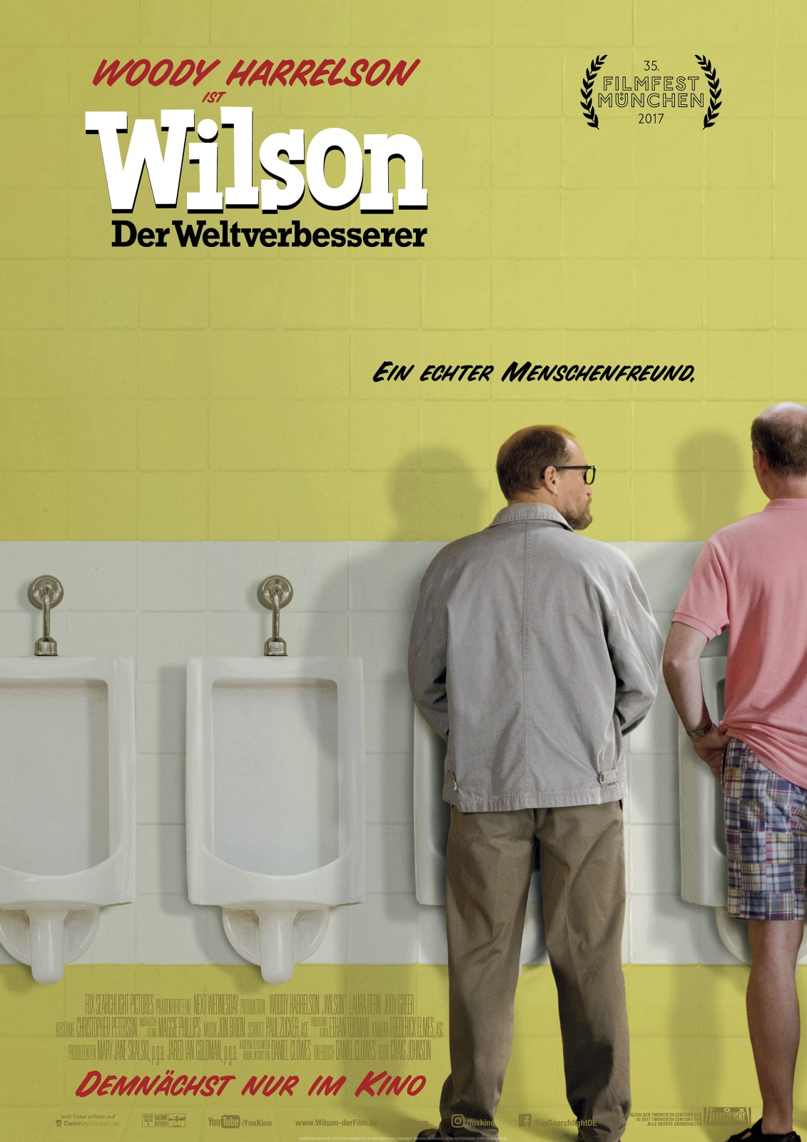 Wilson Der Weltverbesserer