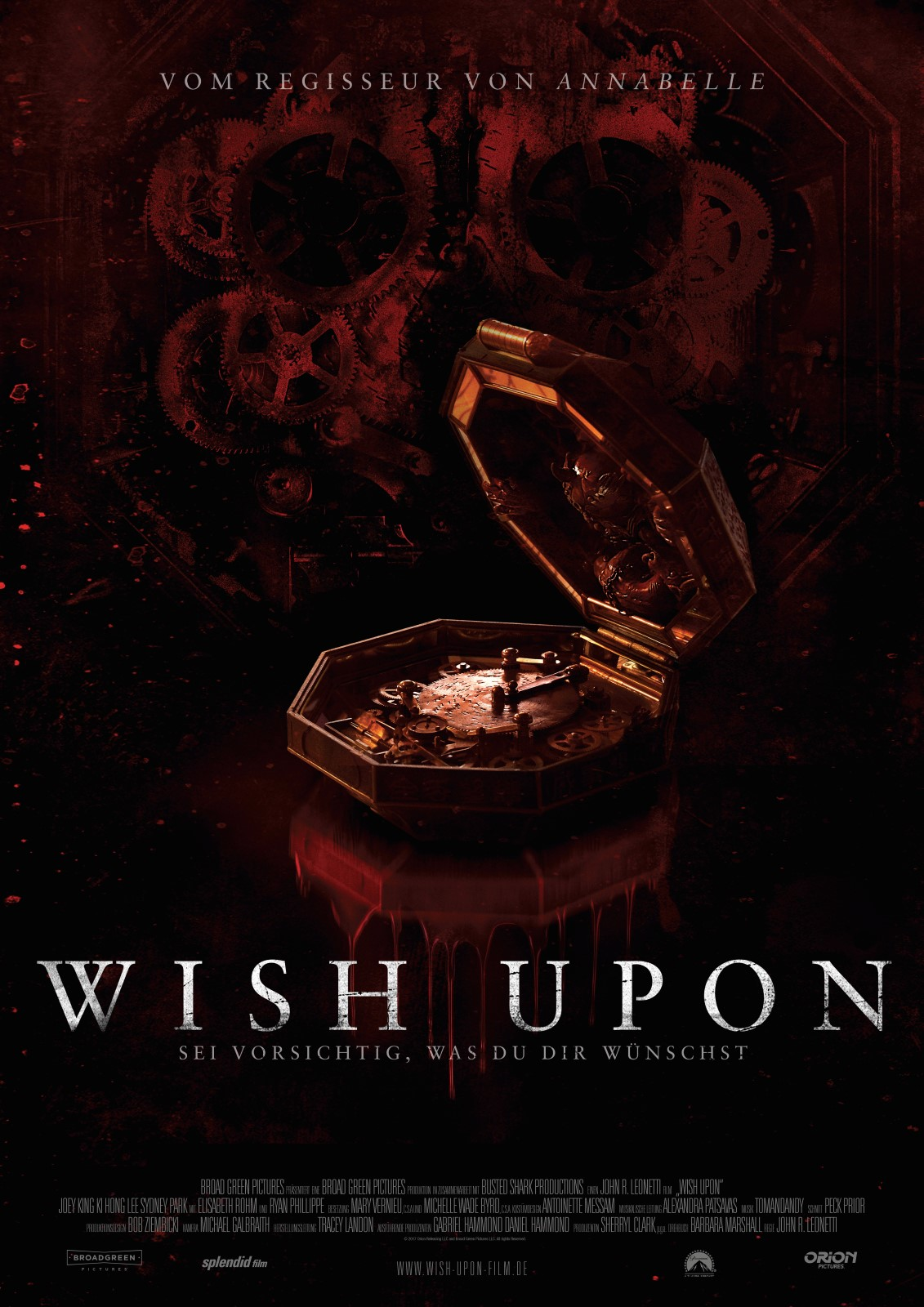 Wish Upon - Film 2017 - FILMSTARTS.de  Wish Upon - Fil...