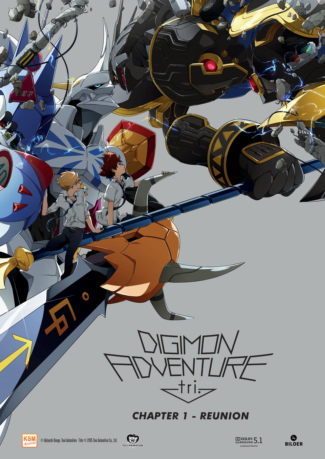 Digimon Adventure Tri. 1: Wiedervereinigung