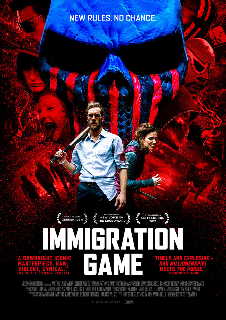 Immigration Game (2017) stream deutsch Kinox