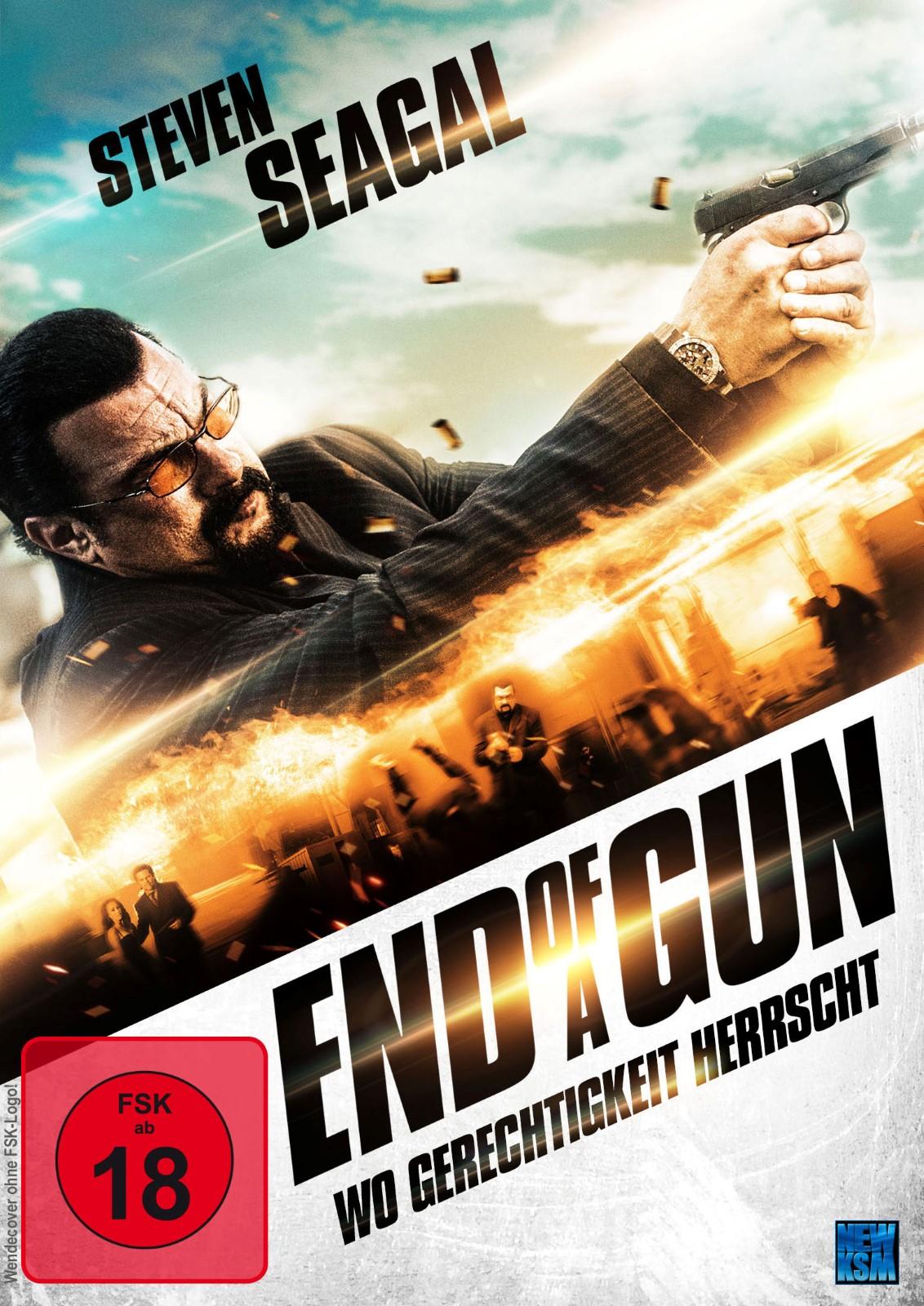 End Of A Gun - Wo Gerechtigkeit Herrscht