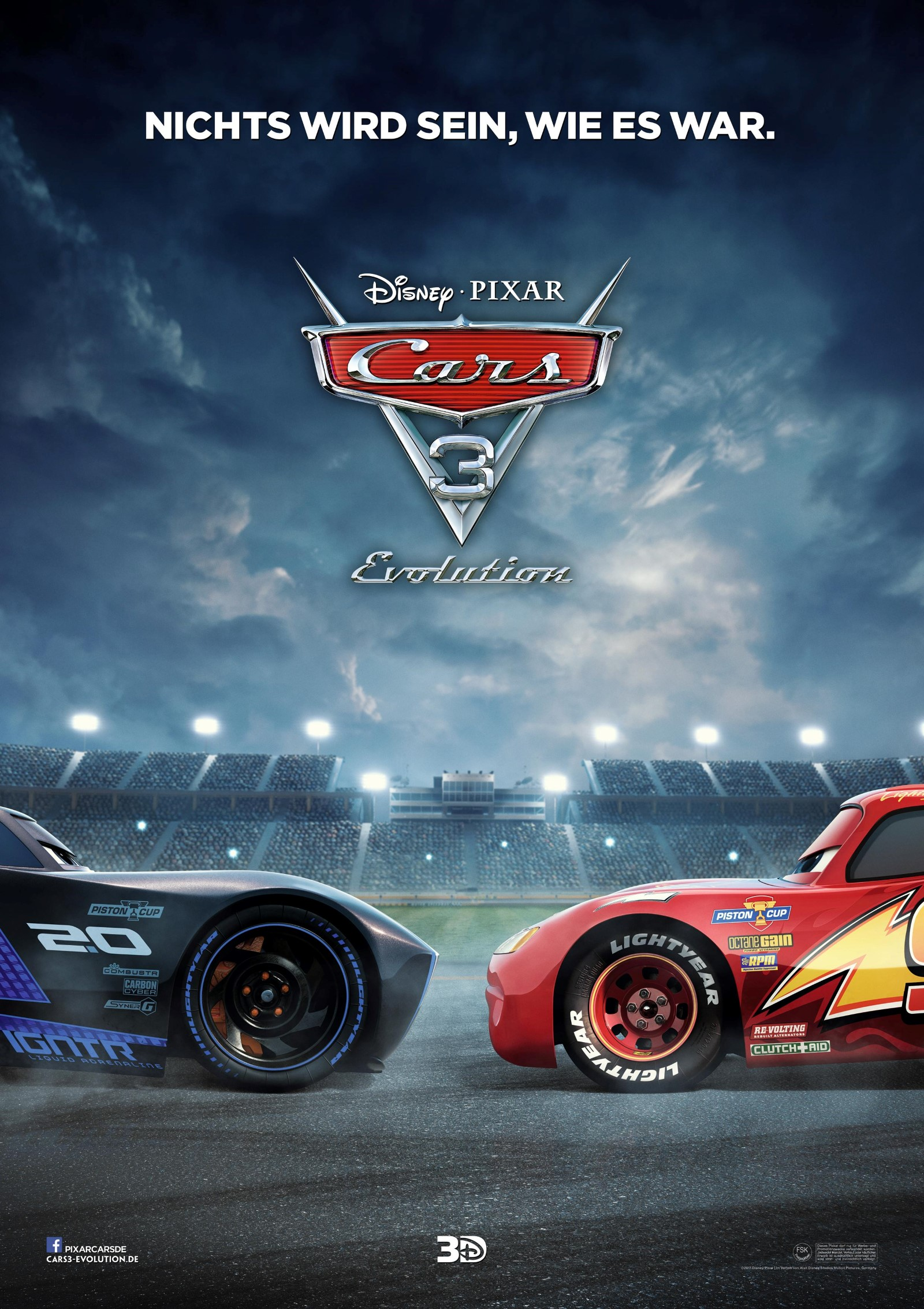 cars 3 evolution film 2017 filmstartsde