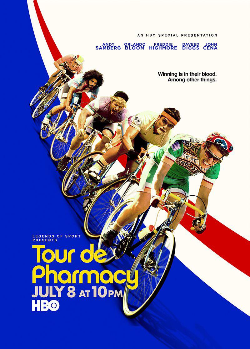 Lance Armstrong Tour De Pharmacy
