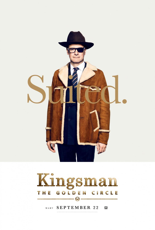 Kingsman The Golden Circle Besetzung