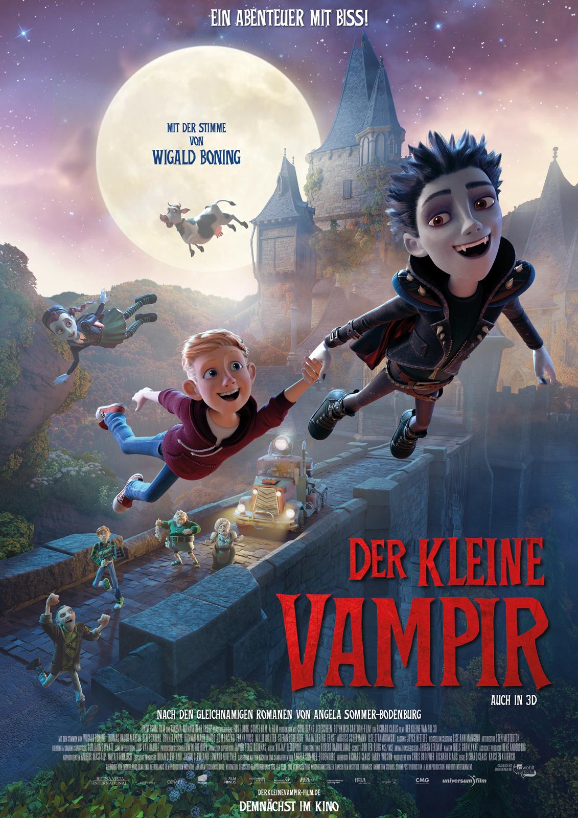 Der Kleine Vampir 1985