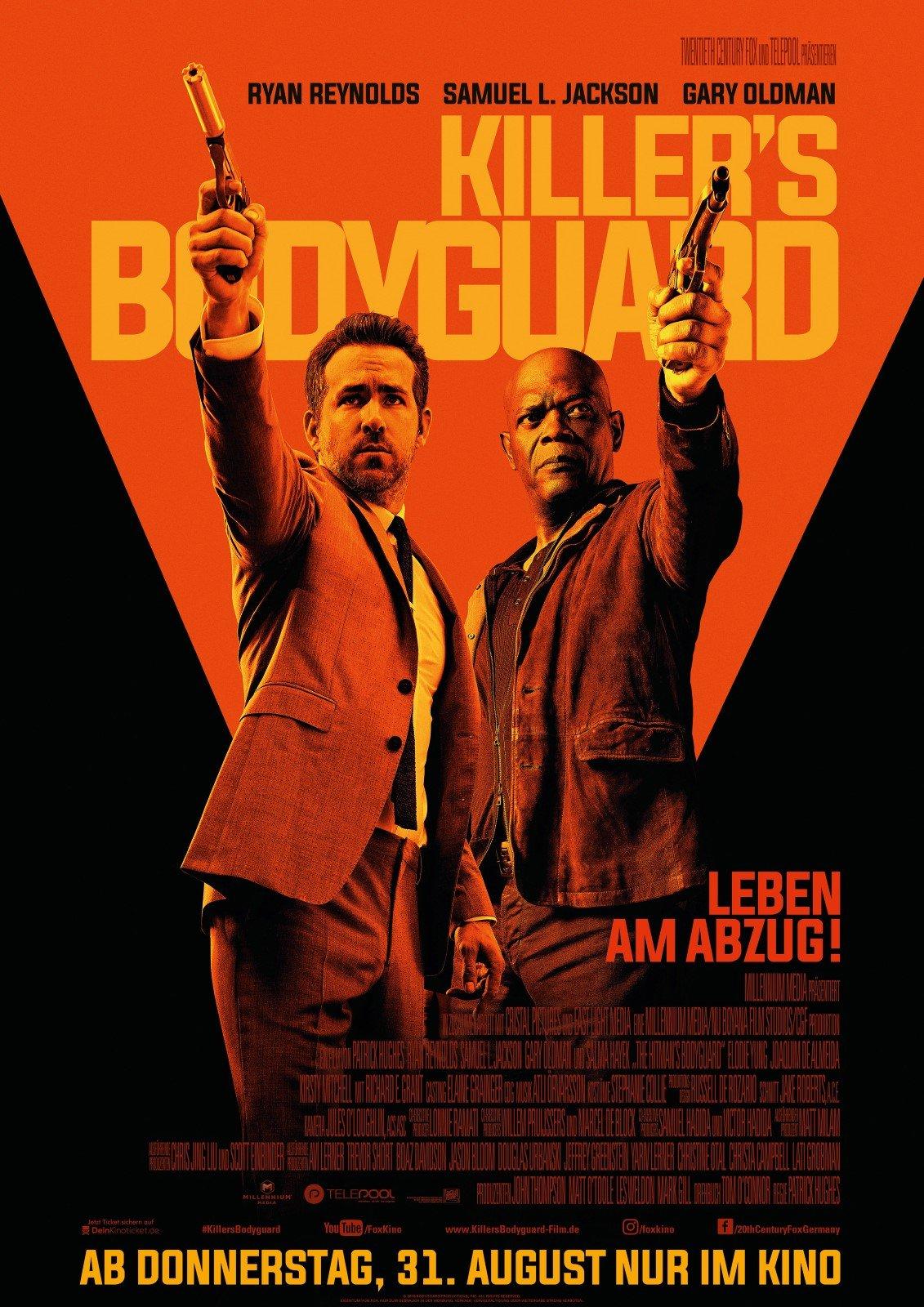 bodyguard killer