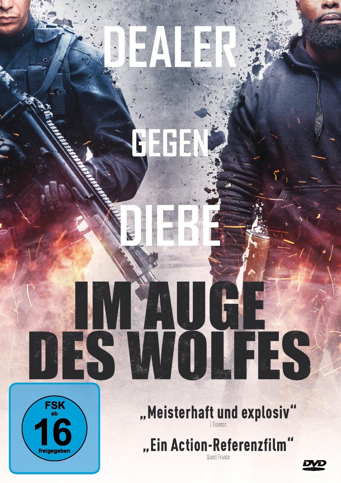 Im Auge Des Wolfes Film