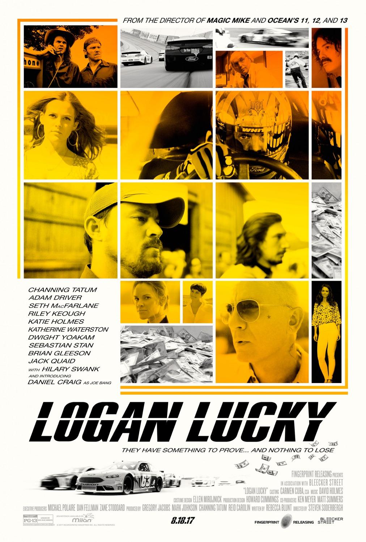 Logan Lucky Besetzung