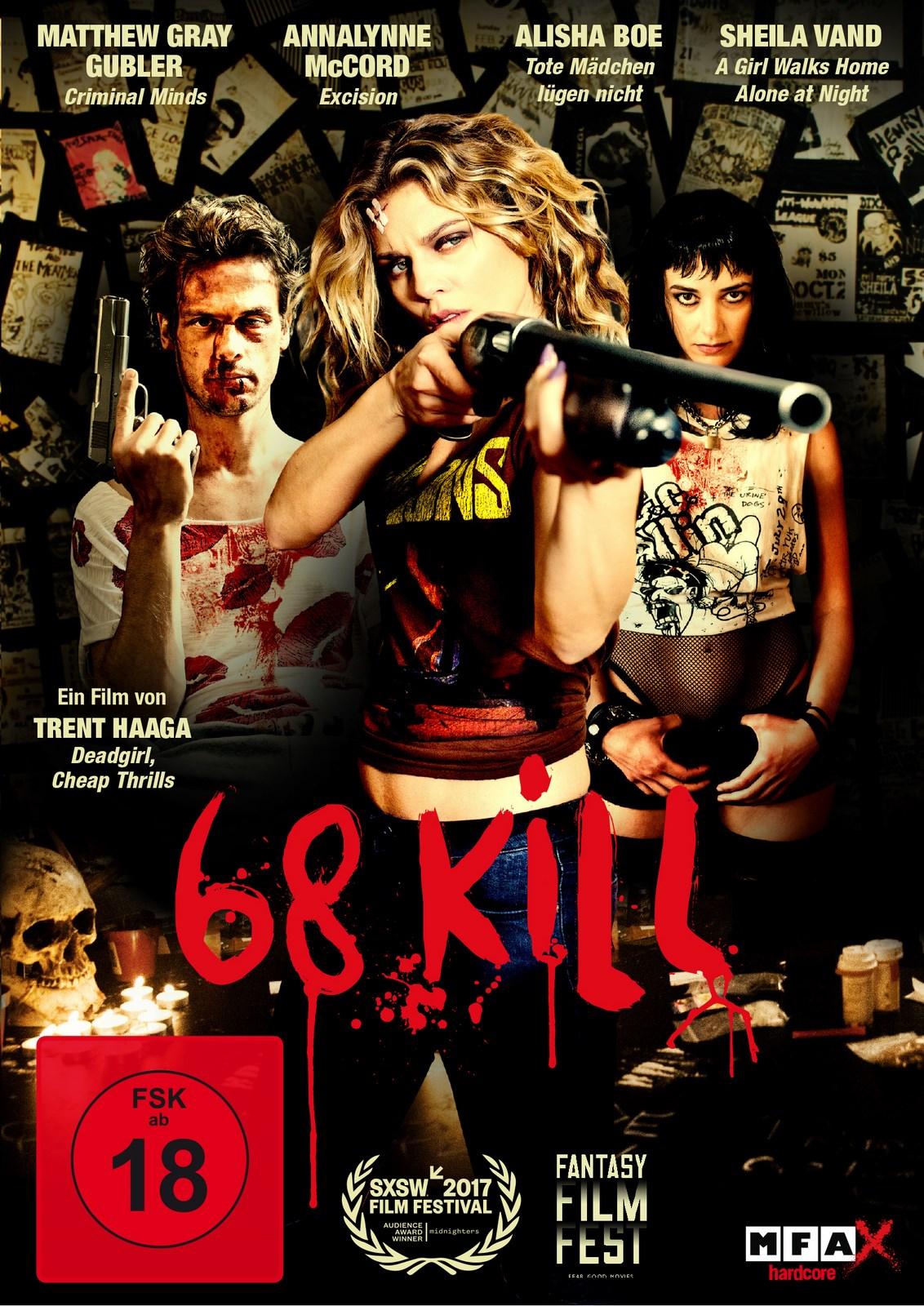 68 Kill Besetzung