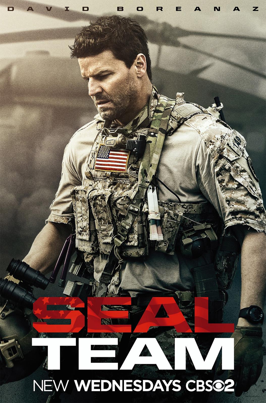 Seal Team Staffel 1