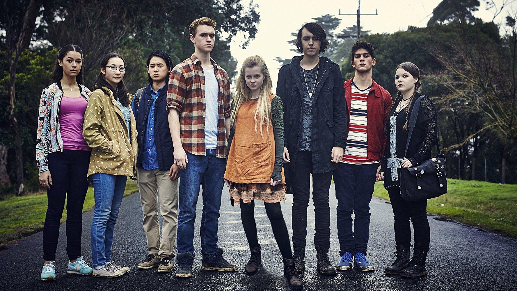 Nowhere Boys Staffel 4
