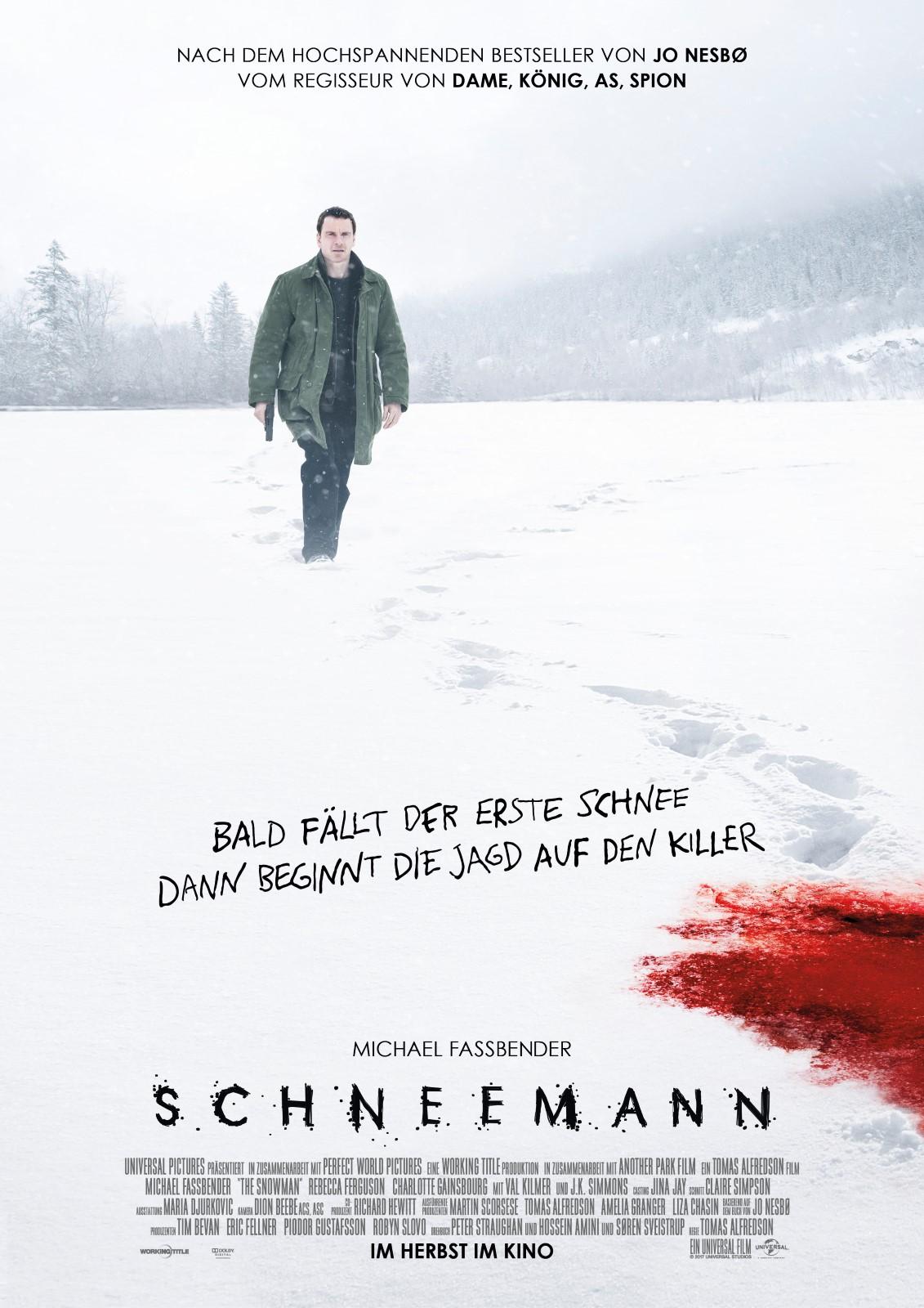 Der Schneemann Film