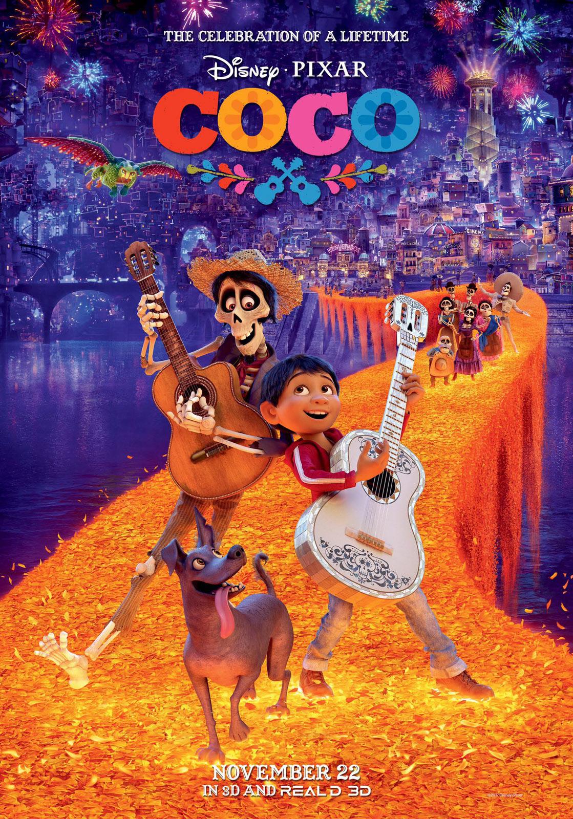 Coco Lebendiger Als Das Leben Trailer