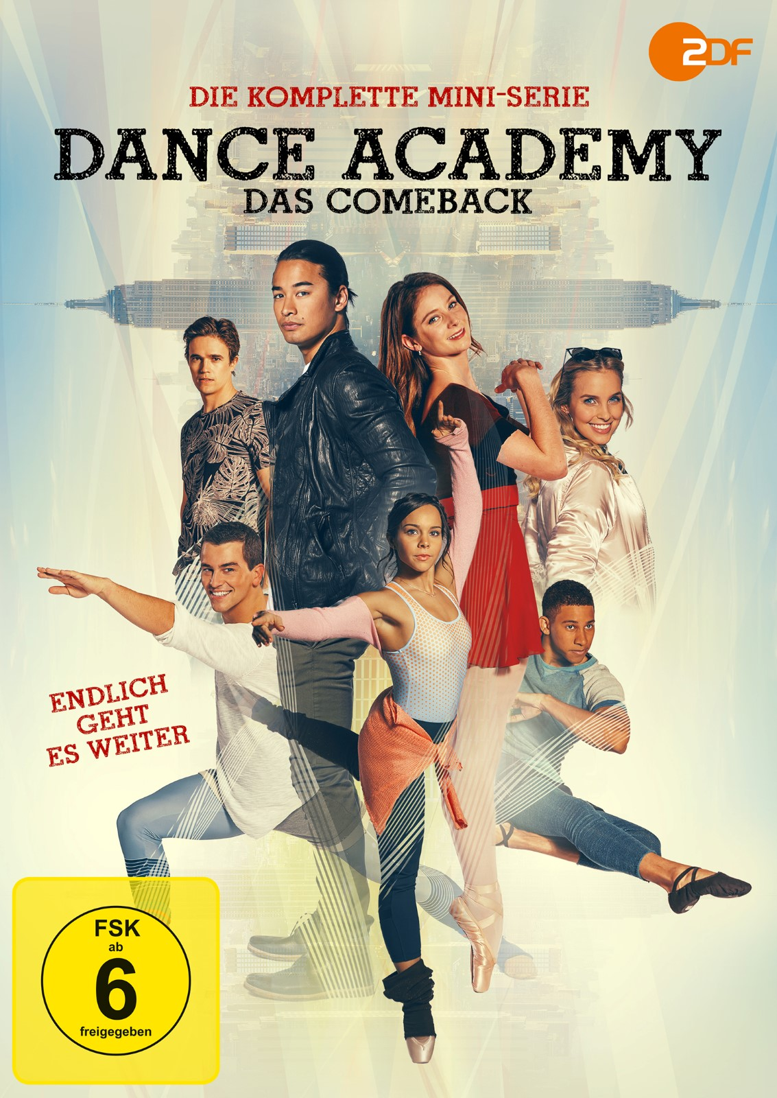 dance academy staffel 4 trailer deutsch