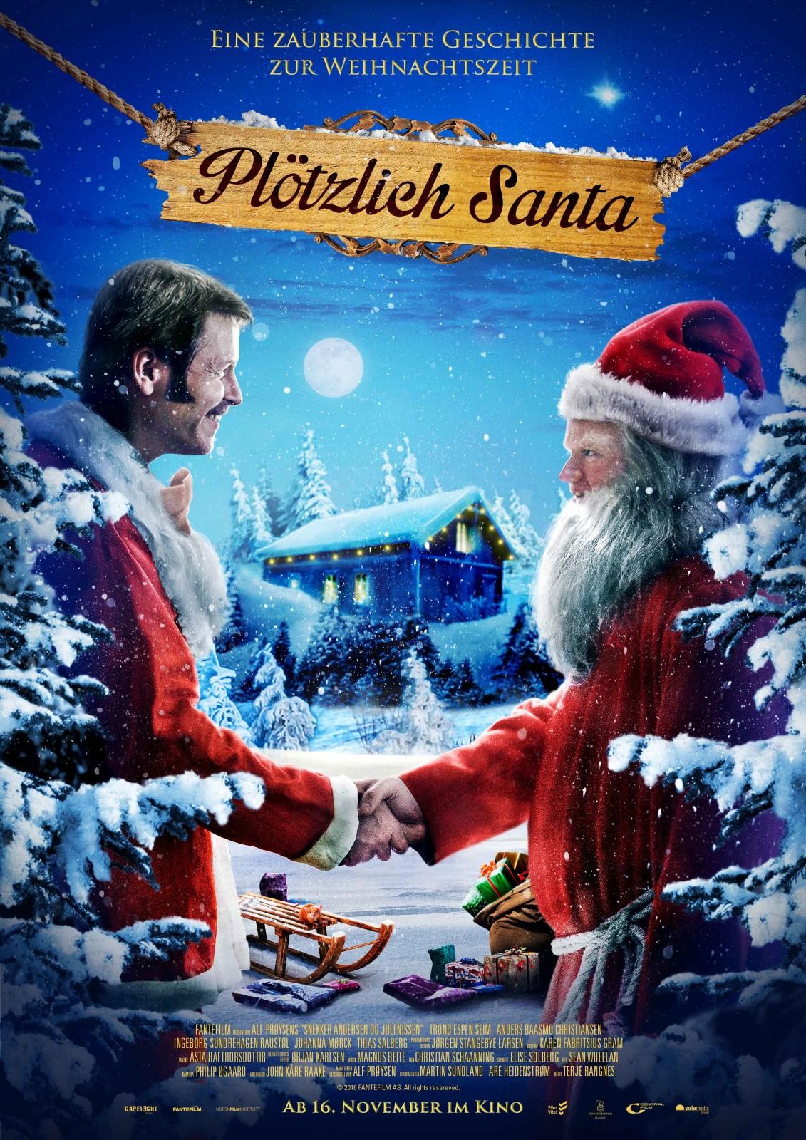 Plötzlich Santa - Film 2016 - FILMSTARTS.de