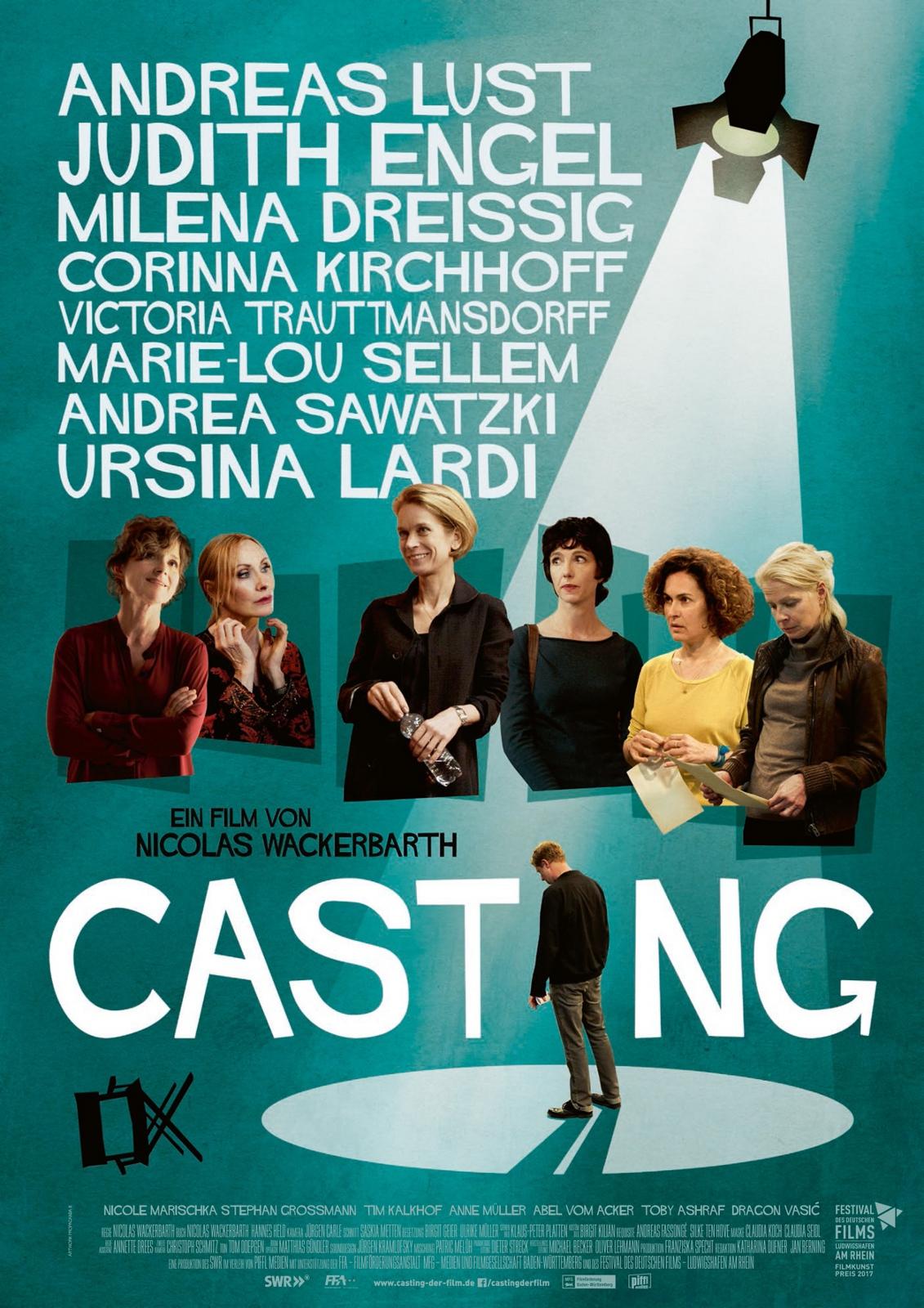 deutsches casting