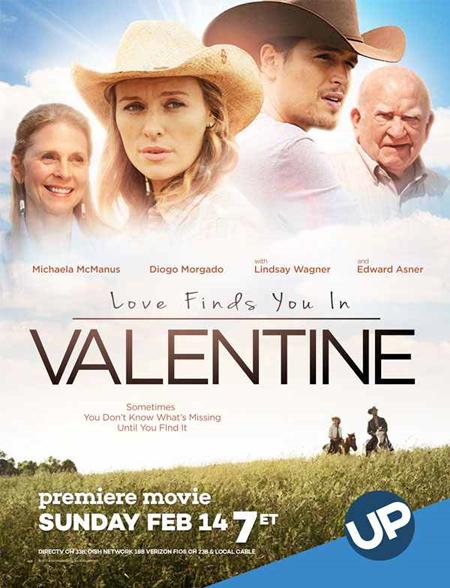 Poster Zum Love Finds You In Valentine In Der Heimat Wohnt Das