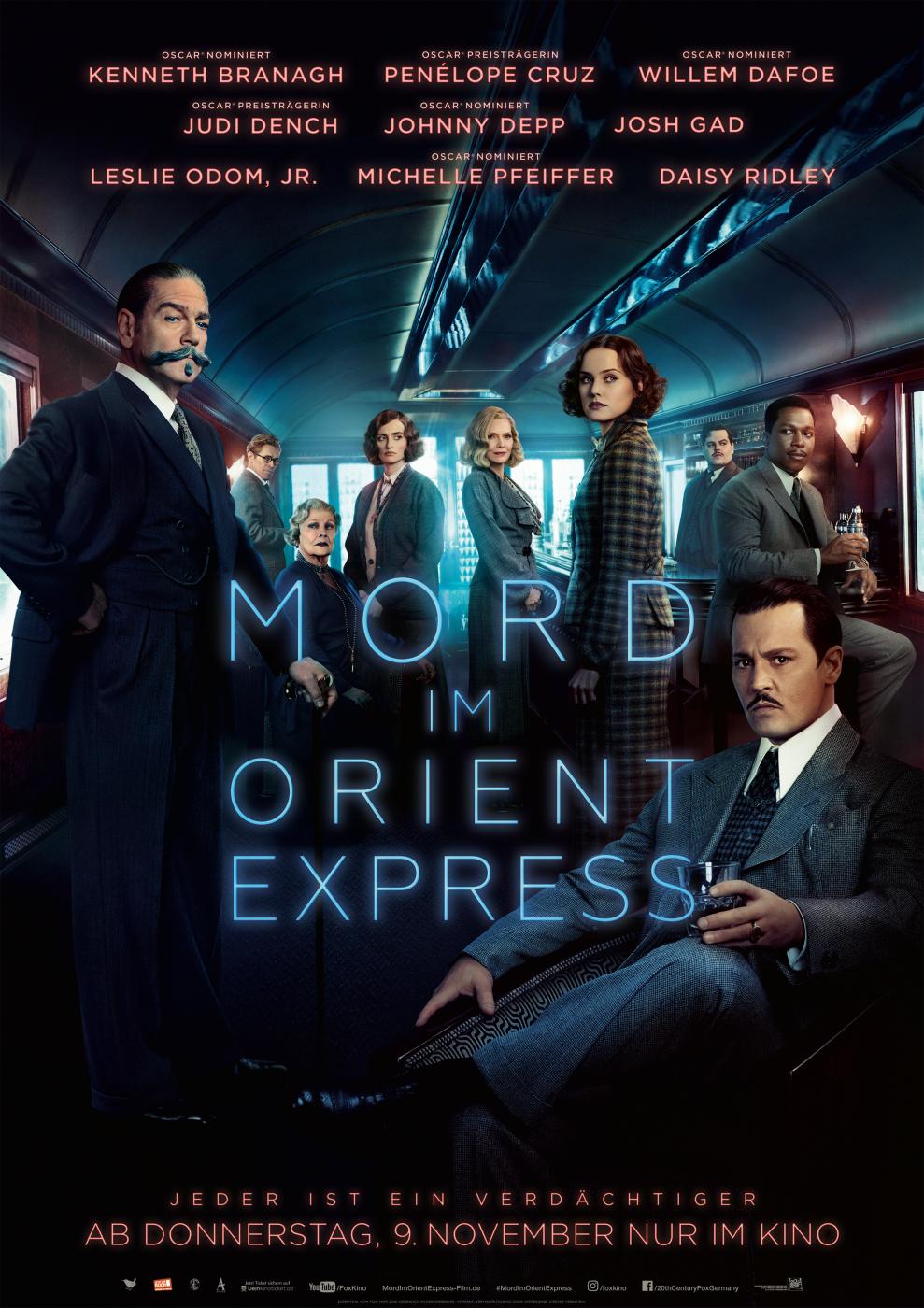 Mord Im Orient-Express (2021) Stream
