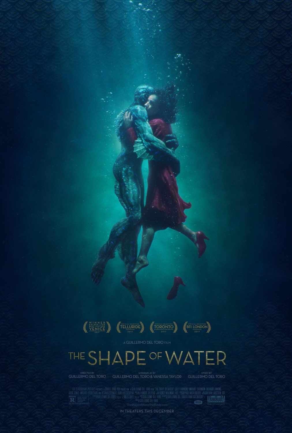 shape of water das flГјstern des wassers