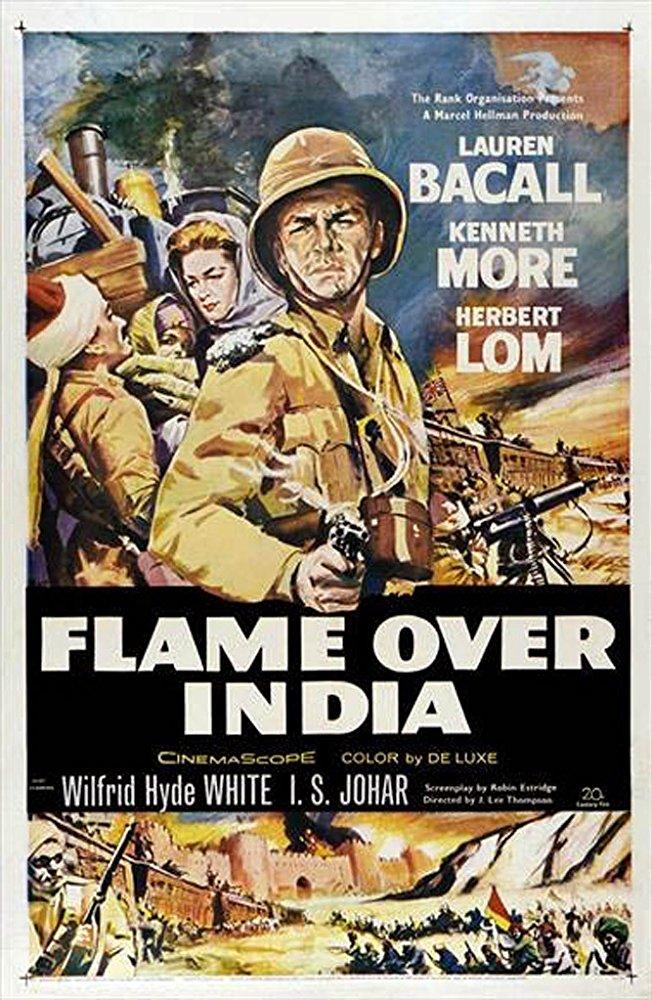 brennendes indien