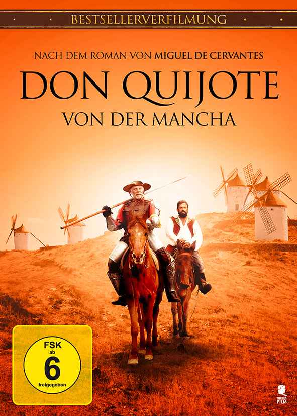 Don Quijote Von Der Mancha Film 2015 Filmstarts De