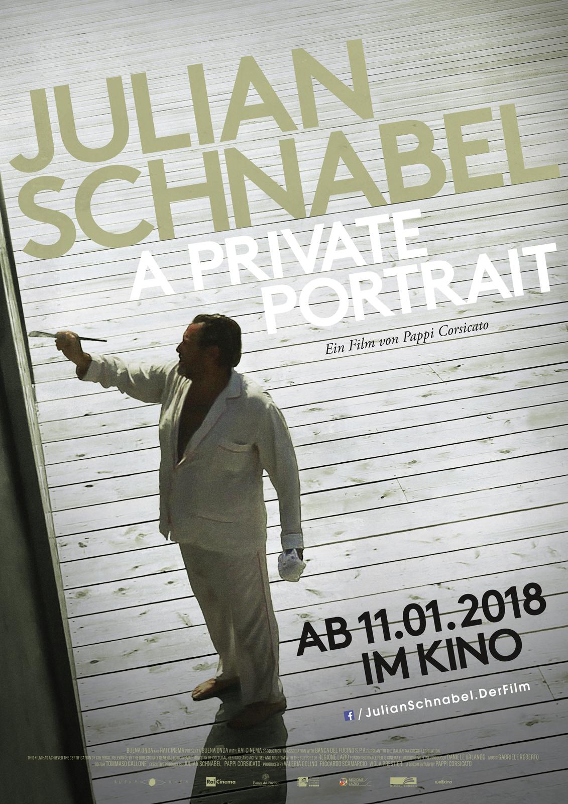 Julian Schnabel Film