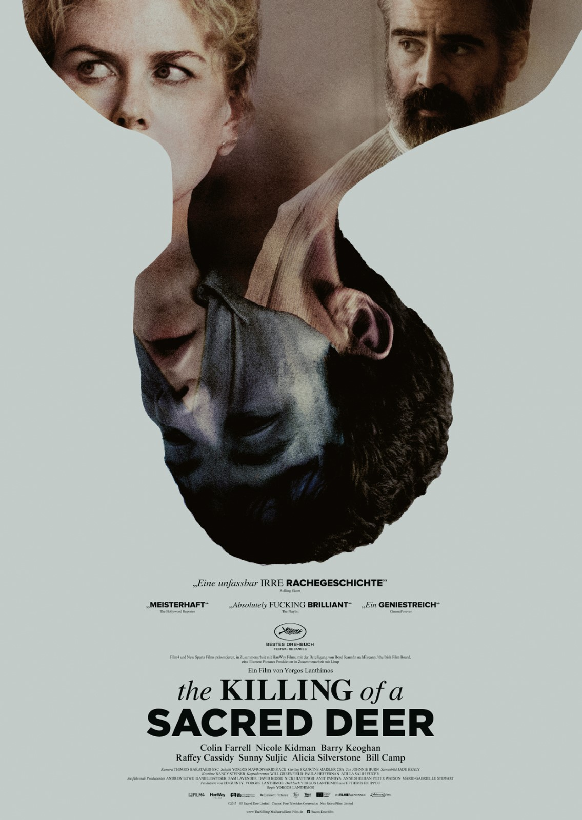The Killing Of A Sacred Deer Kritik