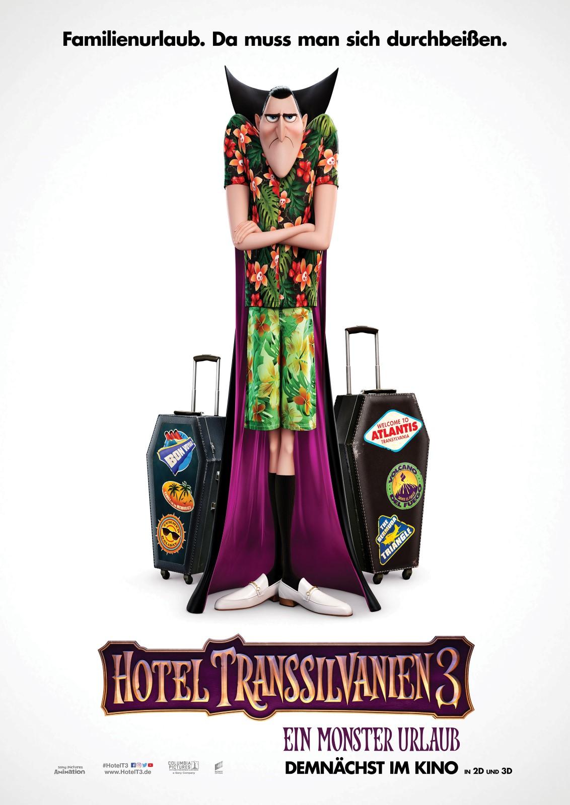 Hotel Transsilvanien 3 Deutsche Synchronsprecher