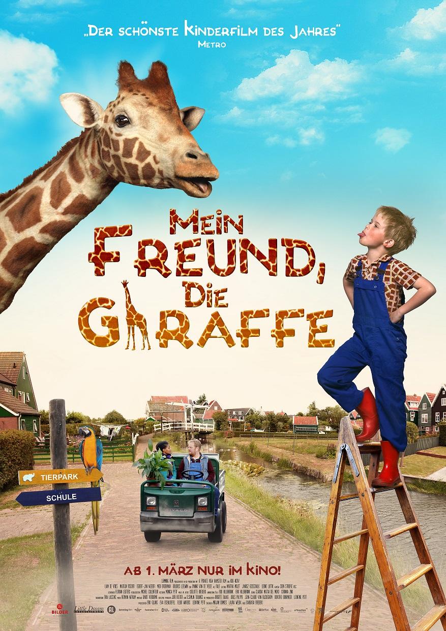 Mein Freund, die Giraffe - Film 2017 - FILMSTARTS.de