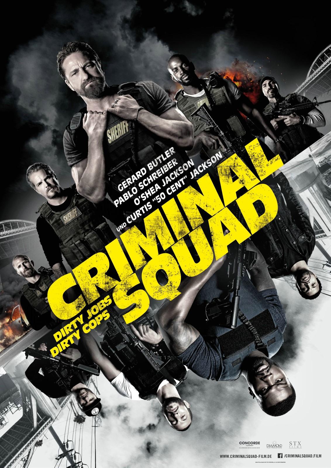 Criminal Squad Soundtrack